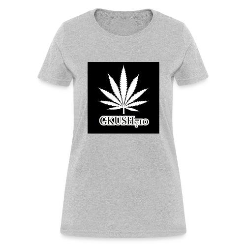 Weed Leaf Gkush710 Hoodies - Women's T-Shirt
