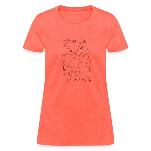 Organic Chemistry Design 2 - Women's T-Shirt