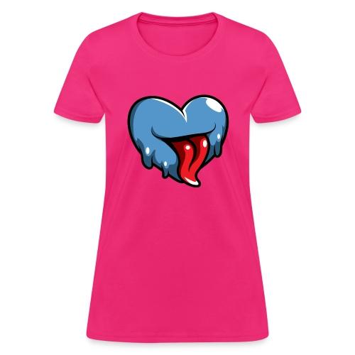 Crazy Heart - Women's T-Shirt