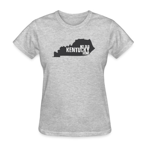 My Old Kentucky Home - Women's T-Shirt