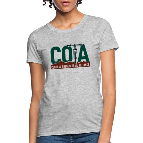 2019 COTA main logo - Women's T-Shirt