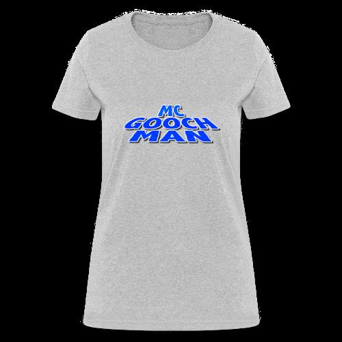 MC GOOCHMAN - Women's T-Shirt