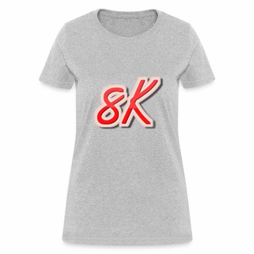 8K - Women's T-Shirt