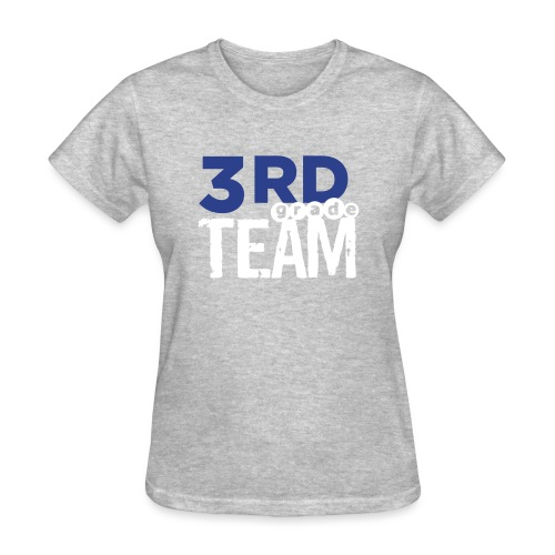 Bold 3rd Grade Team Teacher T-Shirts - Women's T-Shirt