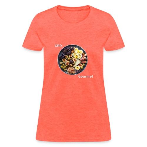Croatian Gourmet - Women's T-Shirt