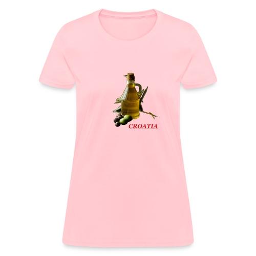 Croatian Gourmet 2 - Women's T-Shirt