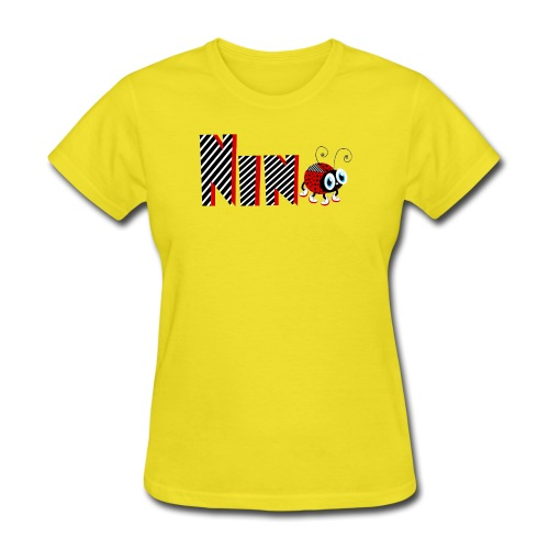 9nd Year Family Ladybug T-Shirts Gifts Daughter - Women's T-Shirt