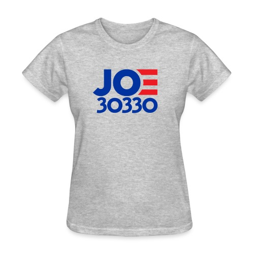 Joe 30330 Biden Presidential Campaign Gaffe Gear - Women's T-Shirt
