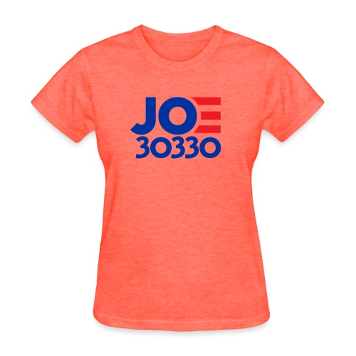 Joe 30330 Biden Presidential Campaign Gaffe Gear - Women's T-Shirt