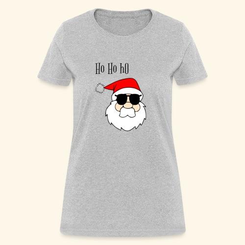 Christmas Santa HoHoHo design - Women's T-Shirt