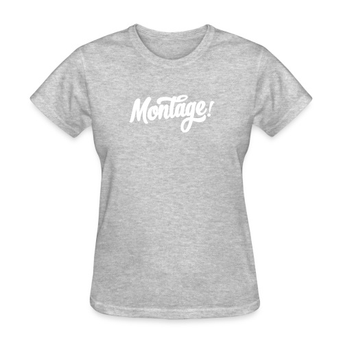Montage - Women's T-Shirt