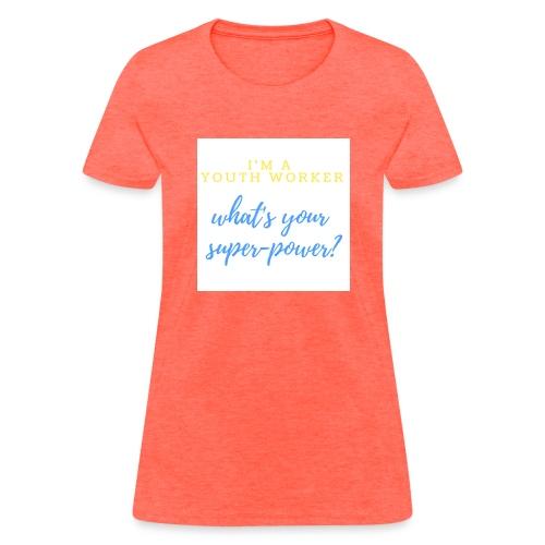 Super Hero - Women's T-Shirt