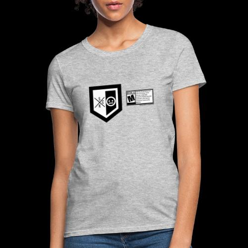 T shirt ScKFred ESRB - Women's T-Shirt