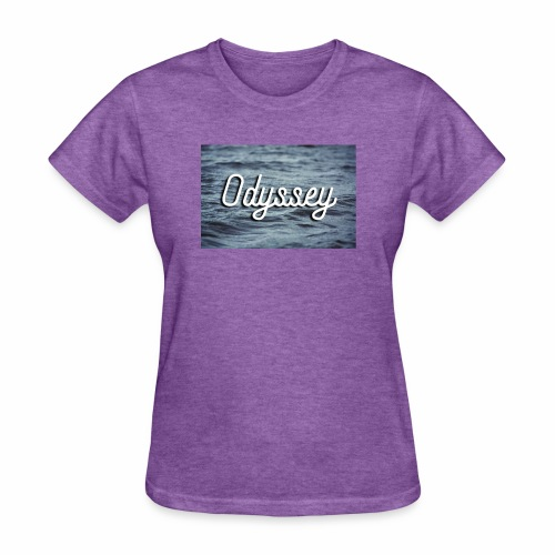 WaterOdyssey - Women's T-Shirt