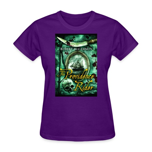 the providence rider - Women's T-Shirt