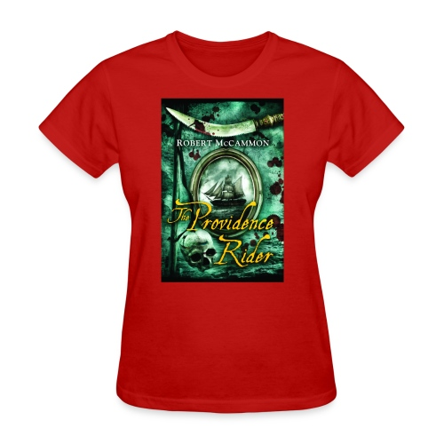 the providence rider - Women's T-Shirt