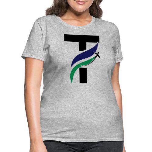 newtakeoff logo - Women's T-Shirt