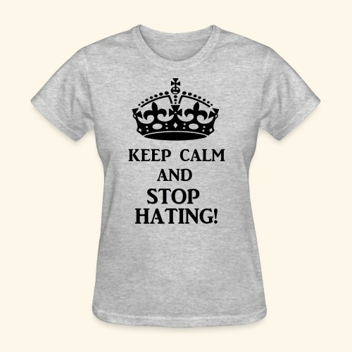 stoph8ingblk - Women's T-Shirt