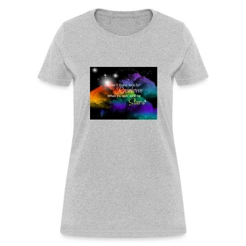 Rainbow - Women's T-Shirt