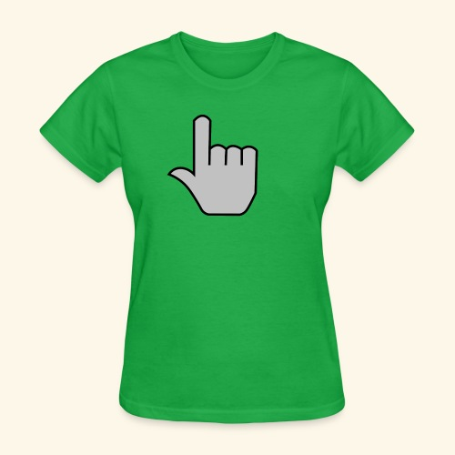 click - Women's T-Shirt