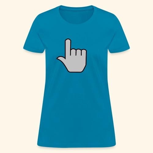 click - Women's T-Shirt