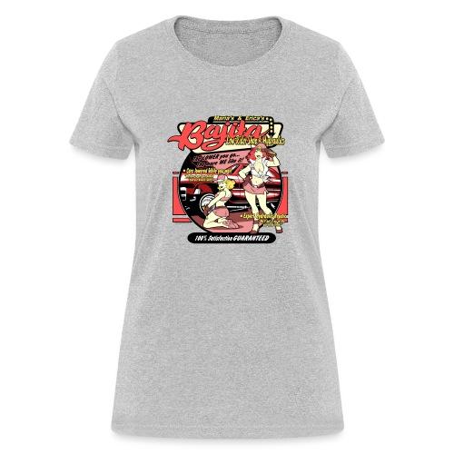 Bajita Lowrider by RollinLow - Women's T-Shirt
