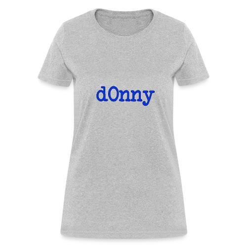 d0nny - Women's T-Shirt