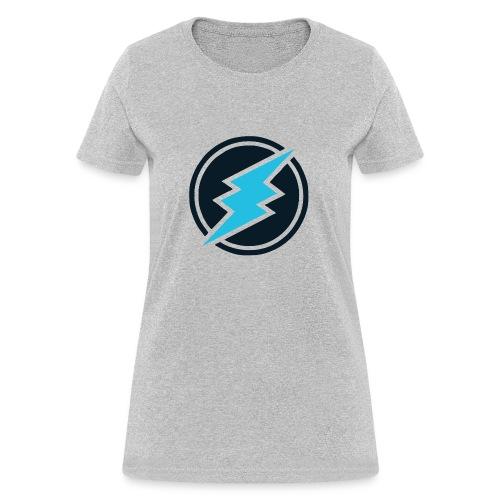 electroneum - Women's T-Shirt