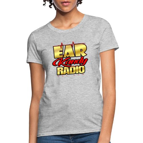 Ear Kandy Radio - Women's T-Shirt