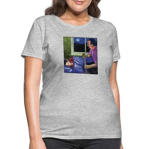 Cover Late Night Guitar 300 DPI No Type - Women's T-Shirt