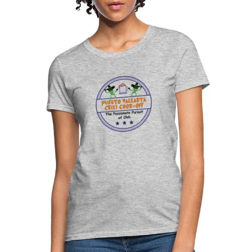 The Passionate Pursuit of Chili - Women's T-Shirt
