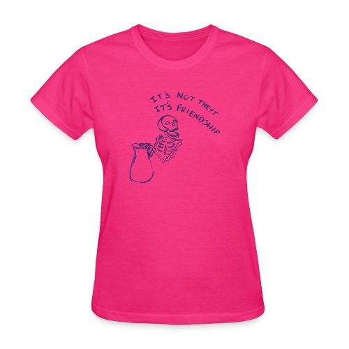 tax n friends - Women's T-Shirt