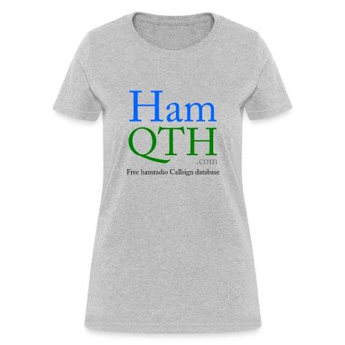 HamQTH - Women's T-Shirt