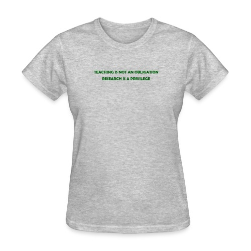 Teaching - Women's T-Shirt