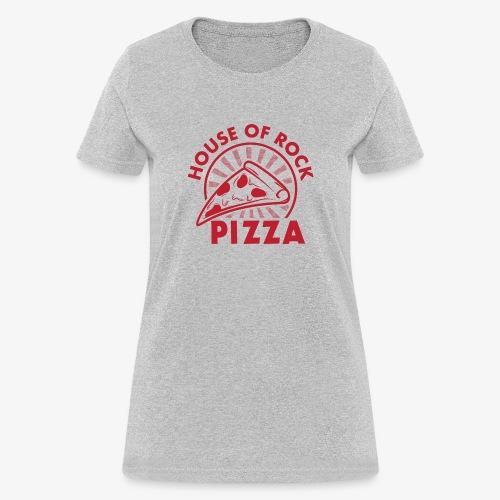 HOR Pizza Red - Women's T-Shirt