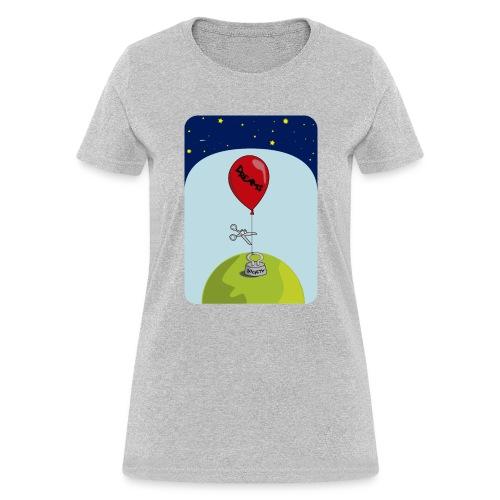 dreams balloon and society 2018 - Women's T-Shirt