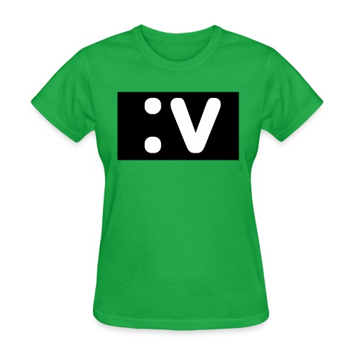 LBV side face Merch - Women's T-Shirt