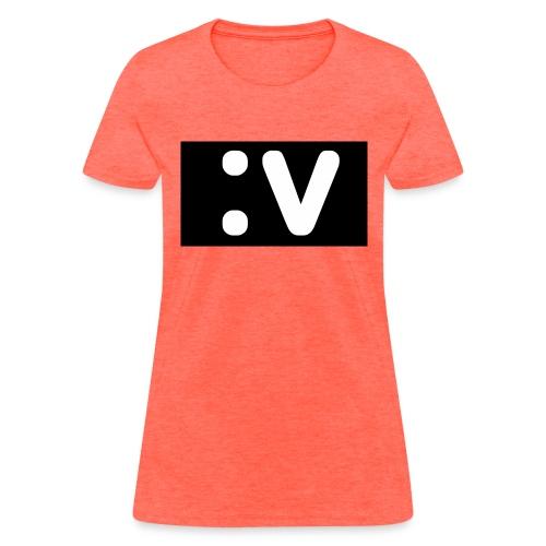 LBV side face Merch - Women's T-Shirt