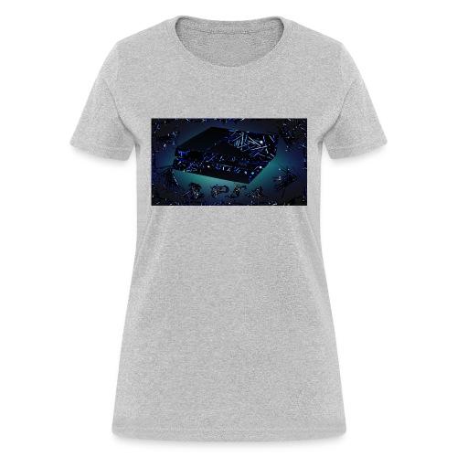 ps4 back grownd - Women's T-Shirt