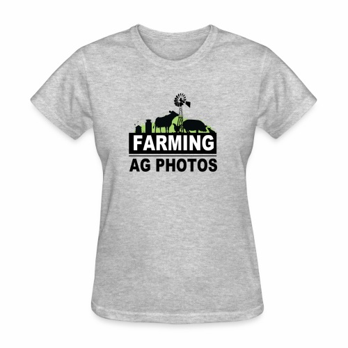 Farming Ag Photos - Women's T-Shirt