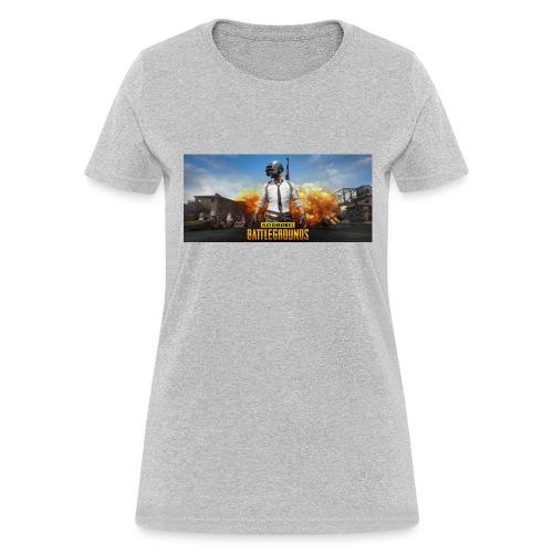 pubg 1 - Women's T-Shirt