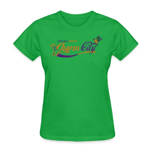 reppinagain - Women's T-Shirt