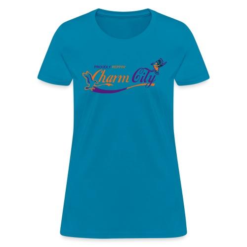 reppinagain - Women's T-Shirt