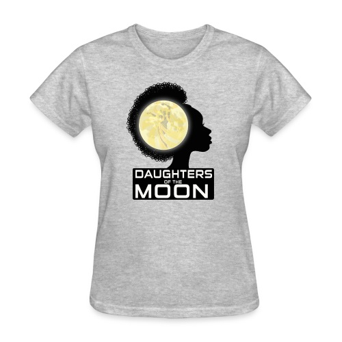 Daughters of the Moon Merchandise - Women's T-Shirt