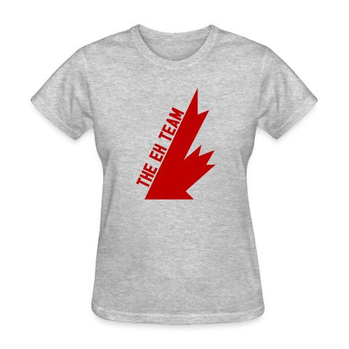 The Eh Team Red - Women's T-Shirt
