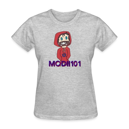 MODII FACE FINAL - Women's T-Shirt