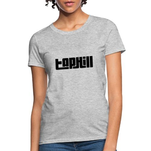 Taphill wordmark - Women's T-Shirt