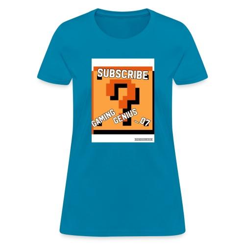 3D6EA904 FEFF 44FB A3E8 8EEFFBFDB252 - Women's T-Shirt