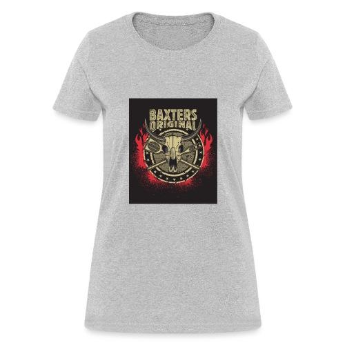 Baxters Original Tshirt Bullhorn - Women's T-Shirt