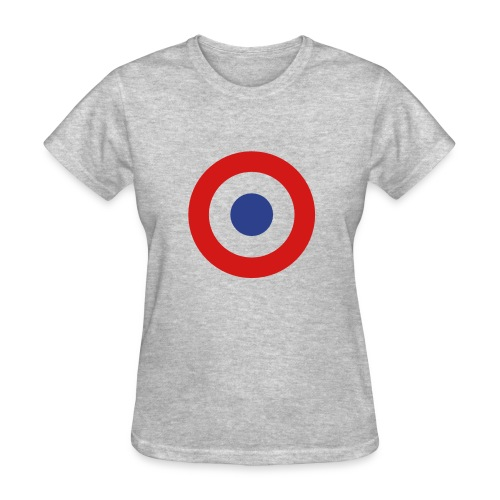 France Symbol - Axis & Allies - Women's T-Shirt